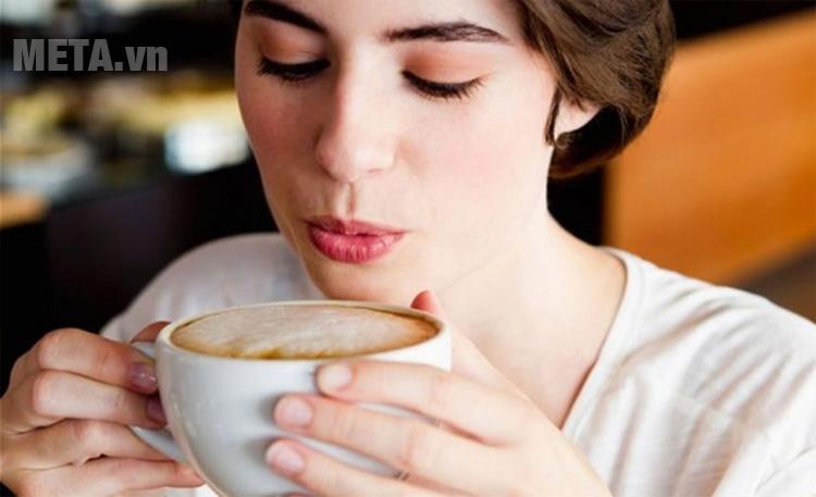 Máy pha coffee Rancilio có chế độ làm nóng và tạo bọt sữa