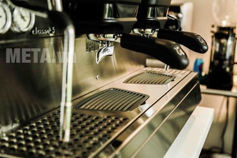 Khay hứng nhỏ giọt của máy pha coffee