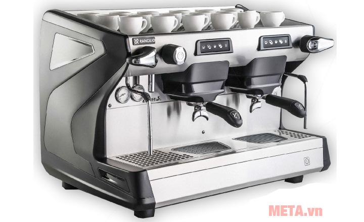 Máy pha coffee Classe 5 USB 2 Group có thiết kế sang trọng, hiện đại