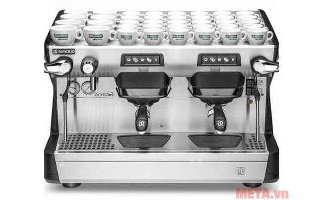 Hình ảnh máy pha coffee Rancilio Classe 5 USB 2 Group