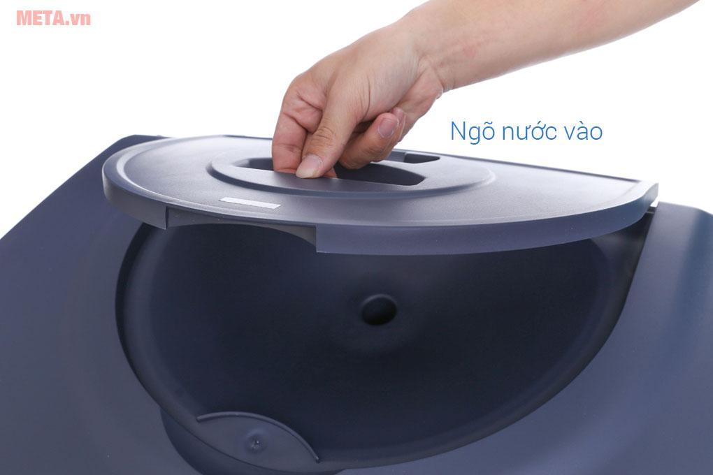 Ngõ nước vào của quạt làm mát