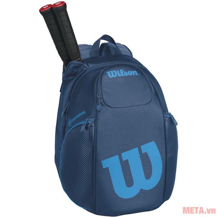 Balo thể thao Wilson WRZ843796 (New 2018) có khả năng để được nhiều đồ vật