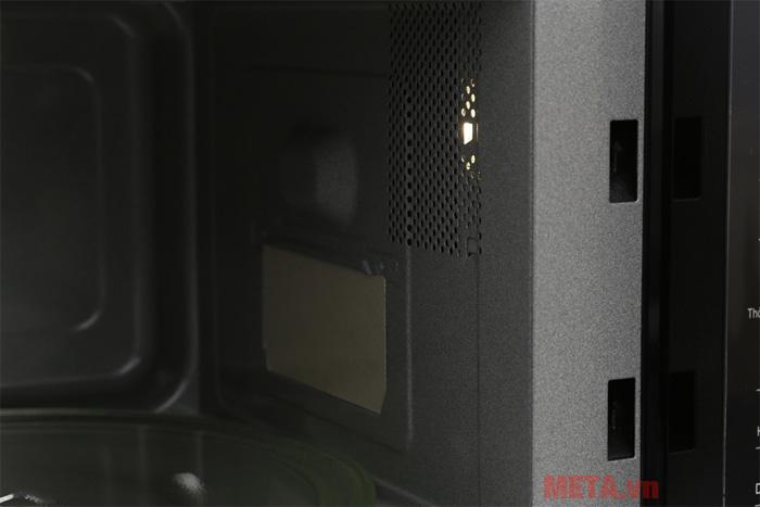 Lò vi sóng inverter Panasonic 23 lít NN-GD37HBYUE thiết kế hiện đại, tiện dụng