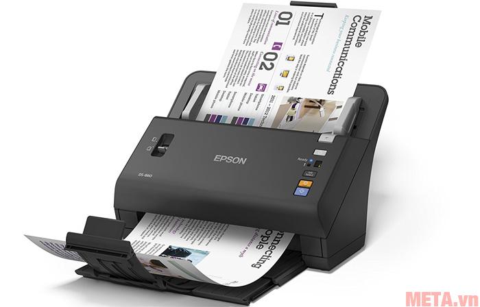 Hình ảnh Máy scan DS-860