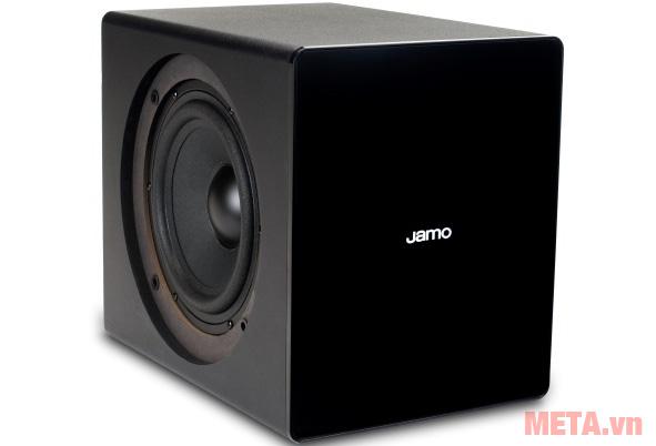 Hình ảnh loa siêu trầm của loa Jamo bluetooth DS7.WH