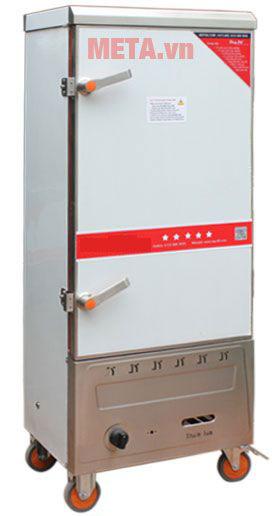 Tủ nấu cơm công nghiệp 12 khay dùng Gas TCG-12