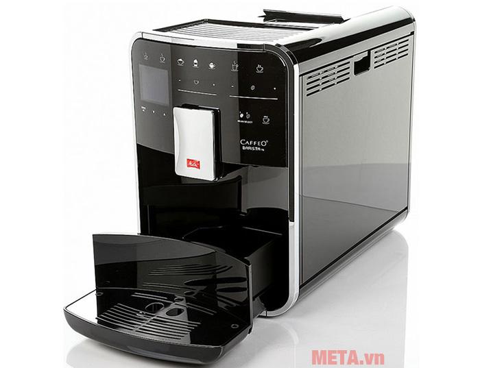Bạn có thể pha chế nhiều loại cà phê khác nhau với Melitta Barista TS Smart