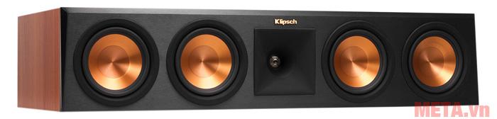 Loa Klipsch RP - 440C - Cherry được thiết kế đẹp mắt