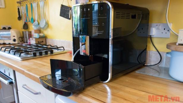 Melitta Barista TS Smart phù hợp với nhiều không gian sử dụng