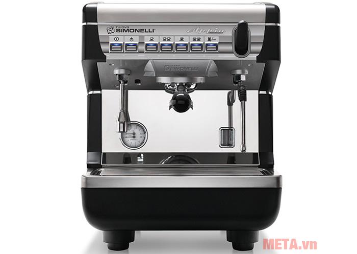Hình ảnh máy pha cà phê Nuova Simonelli Appia II 1 group
