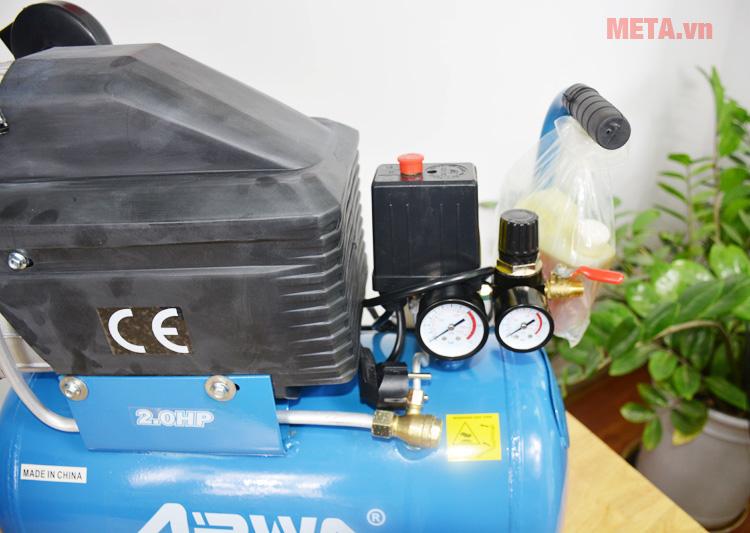 Công suất máy nén khí Arwa AW-2025