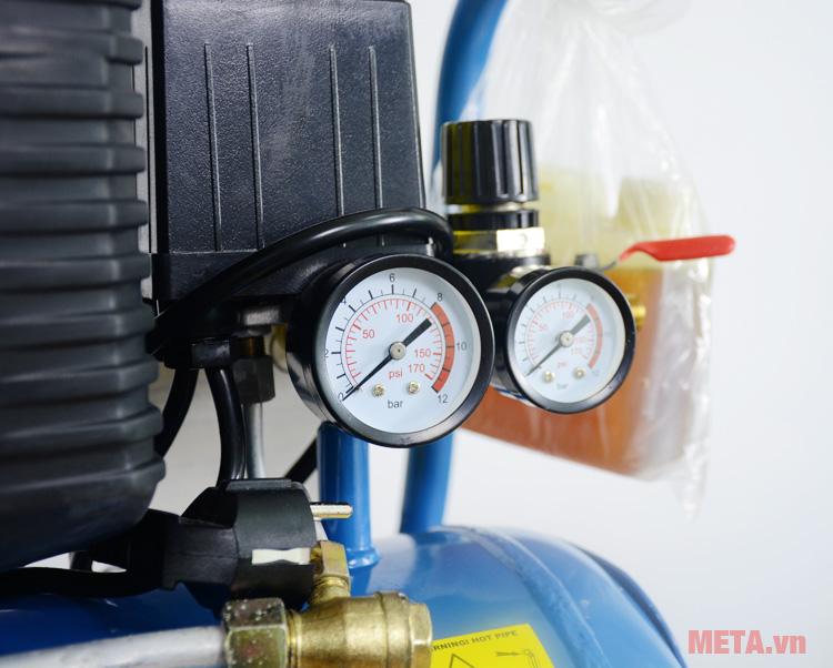 Đồng hồ đo khí nén