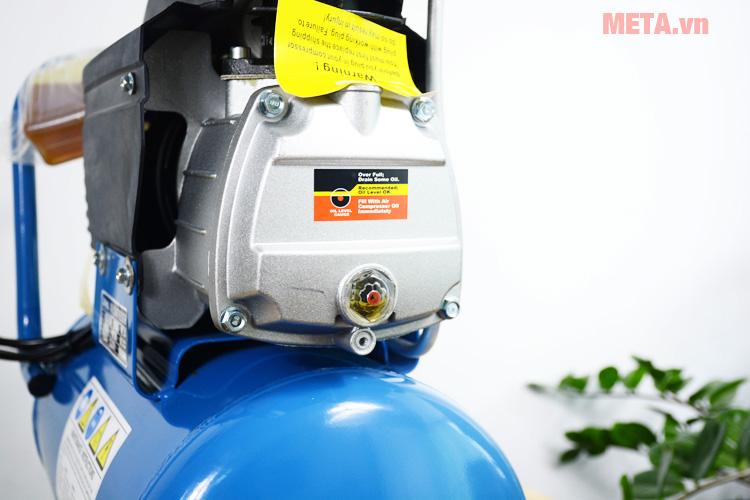 Vạch chỉ lượng dầu của máy nén khí