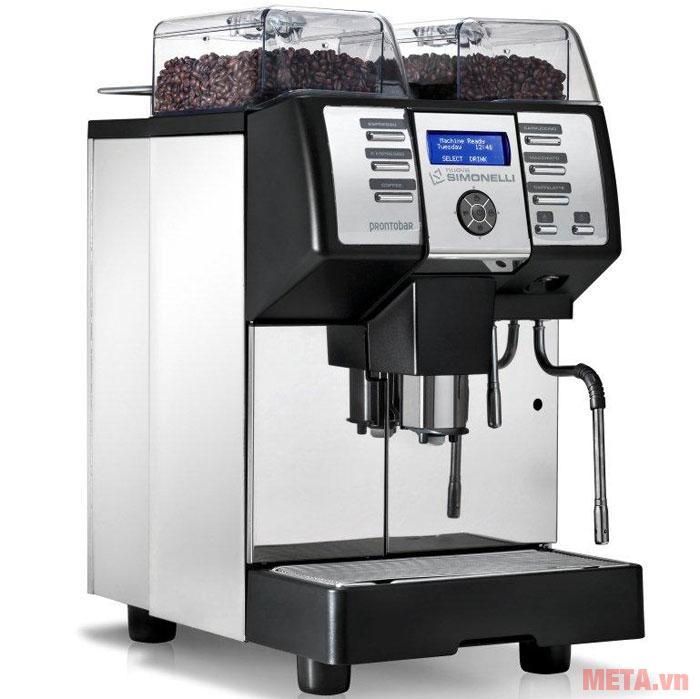 Máy pha cà phê NS Prontobar được thiết kế đẹp mắt