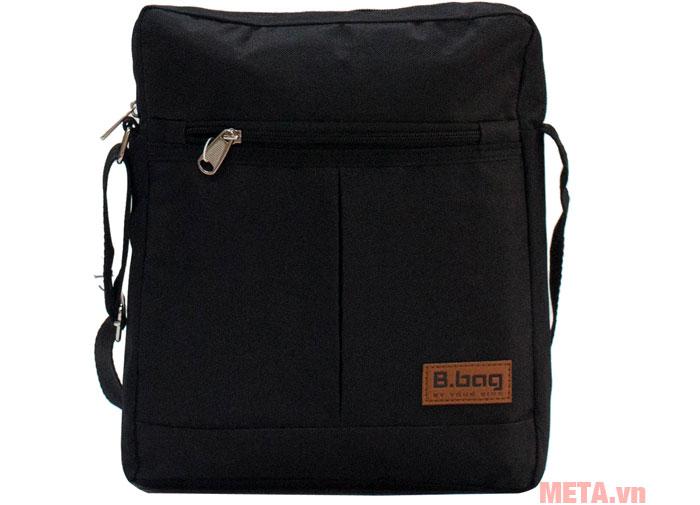 Hình ảnh túi đeo chéo màu đen