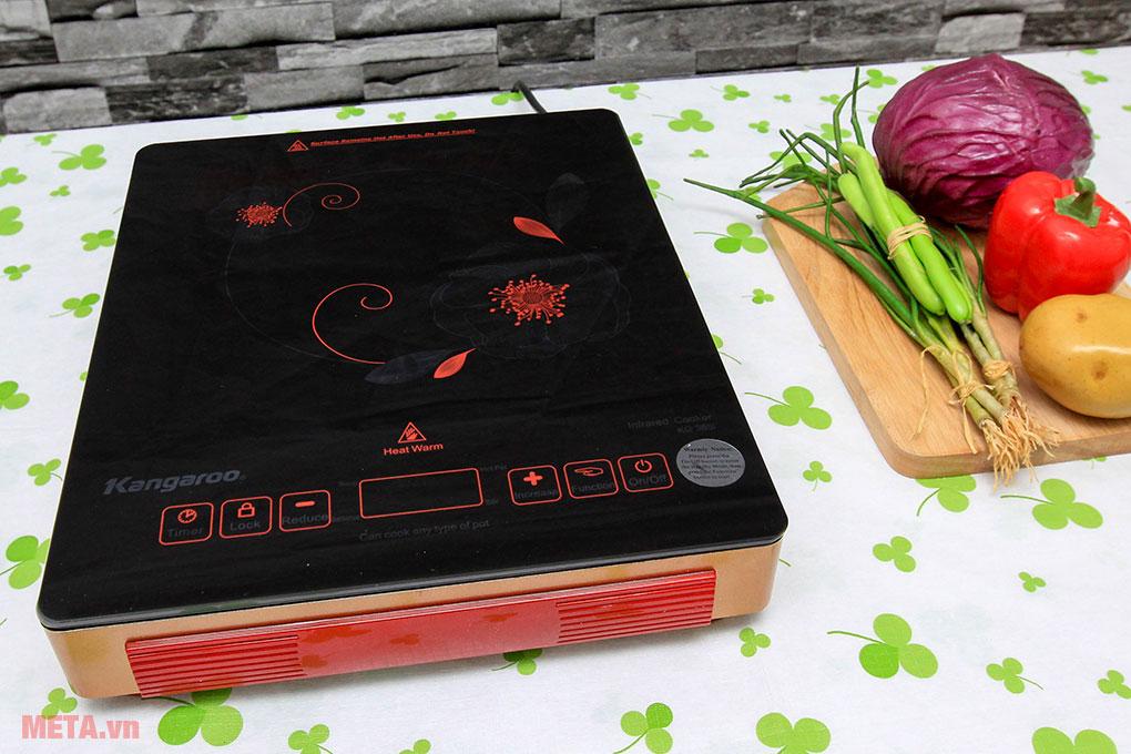 Bếp hồng ngoại đơn Kangaroo KG385i