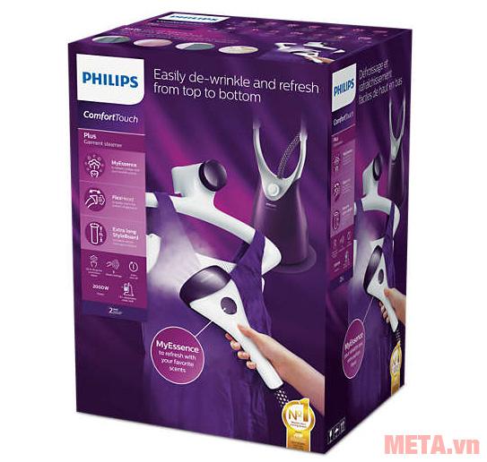 Hộp đựng bàn là hơi nước Philips GC558/39