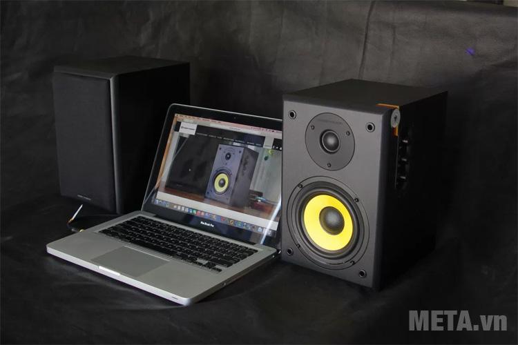 Loa nghe nhạc Thonet & Vander KURBIS 2.0 kết nối được với laptop