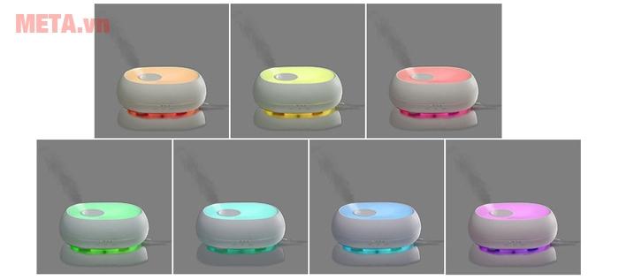 Đèn led 7 màu chuyển đổi