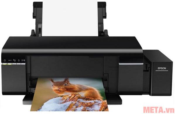 Hình ảnh máy in phun màu Epson L805