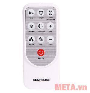 Máy làm mát có remote