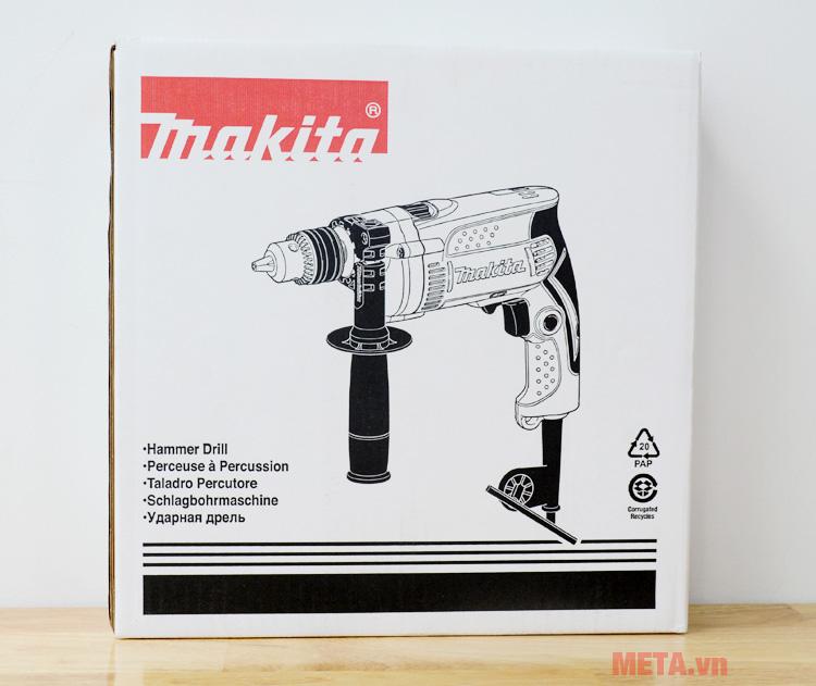 Hộp đựng máy khoan 16mm Makita HP1630