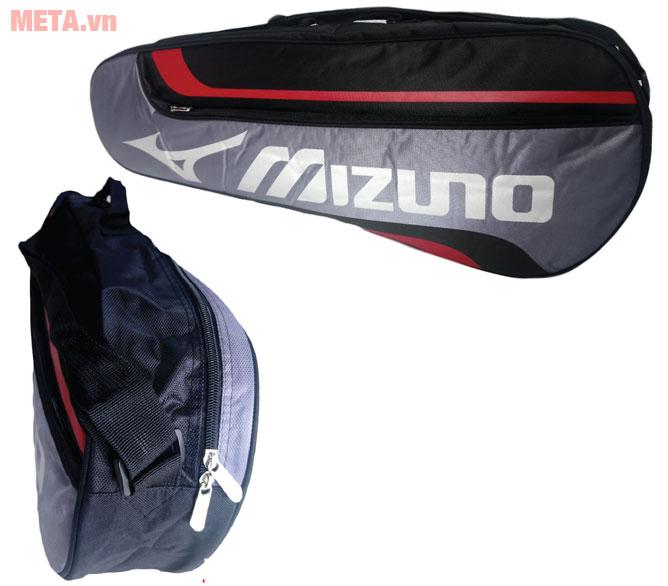 Túi đựng vợt cầu lông Mizuno 1 ngăn MB1610