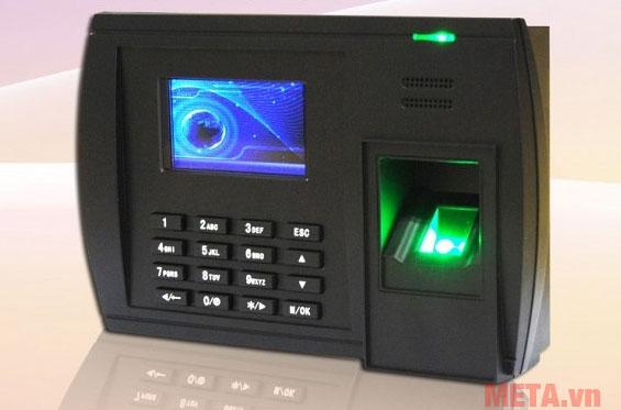 Hình ảnh máy chấm công vân tay và Wifi RONALD JACK 5000T-C