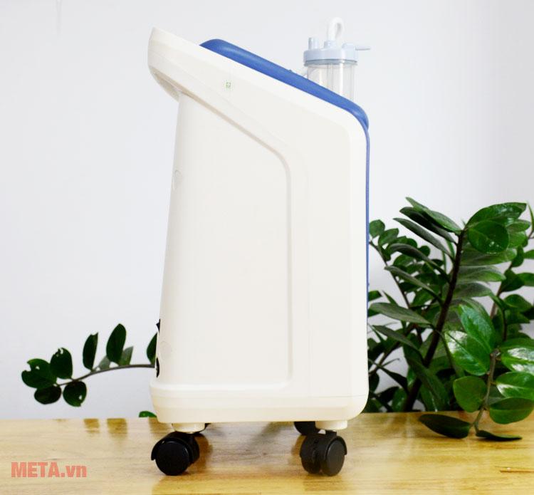 Máy thở oxy Owgels có khả năng cung cấp oxy tinh khiết ổn định