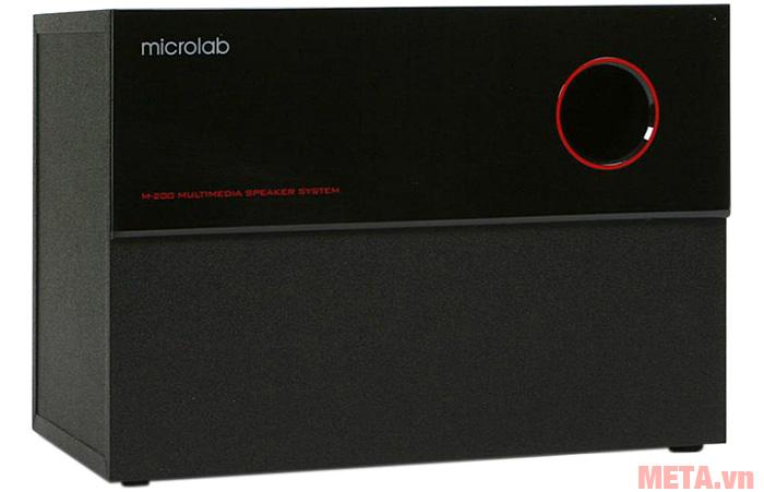 Loa vệ tinh của loa bluetooth Microlab M200BT