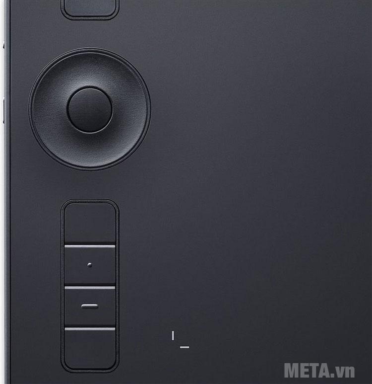 Bảng vẽ cảm ứng Wacom Intuos Pro Large PTH-860 có thiết kế tinh tế