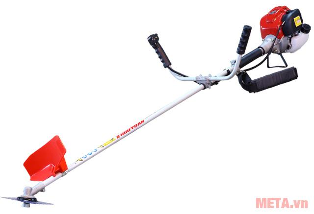 Máy cắt cỏ Honda HC-35 SC GX35 sử dụng động cơ 4 thì, nhiên liệu xăng