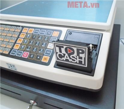Thiết bị dễ dàng kết nối với két đựng tiền