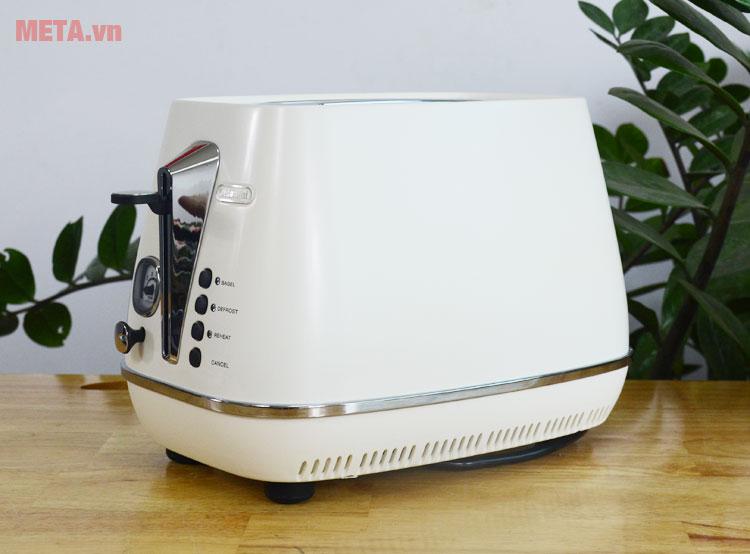 Công suất máy nướng bánh mì Delonghi
