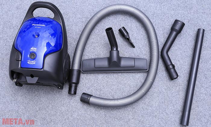 Các phụ kiện có thể dễ dàng tháo rời sau khi sử dụng