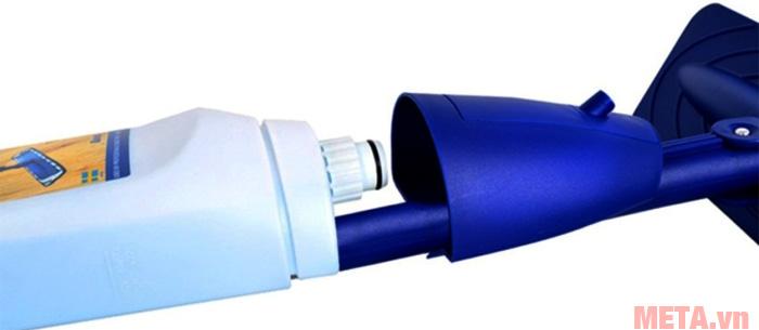 Bình nước có thể tháo rời sau khi sử dụng