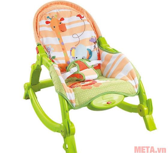 Hình ảnh ghế rung Konig Kids KK63560
