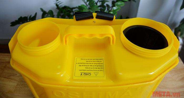 Máy phun thuốc trừ sâu dùng điện