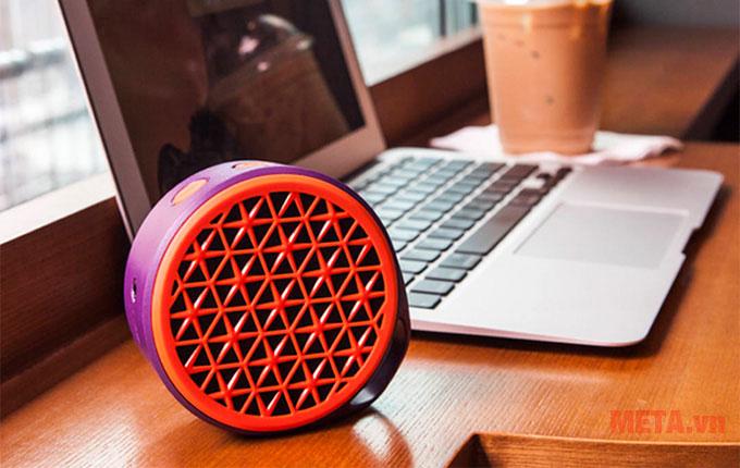 Loa Logitech X50 Wireless Speaker màu cam