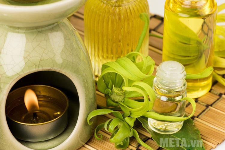 Tinh dầu ngọc lan tây giúp kích thích yêu đương