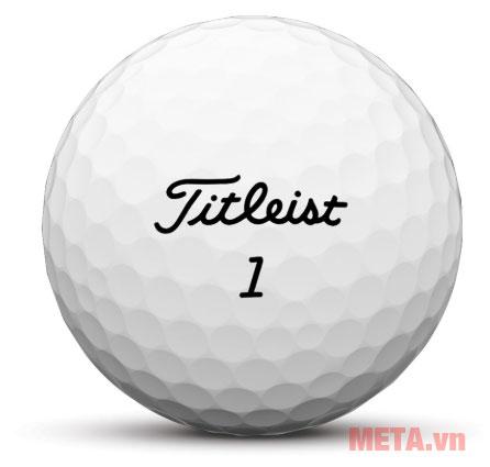 Bóng golf có chất liệu cao cấp