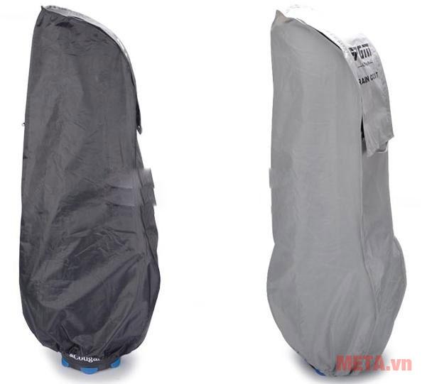 Túi áo che mưa cho túi gậy