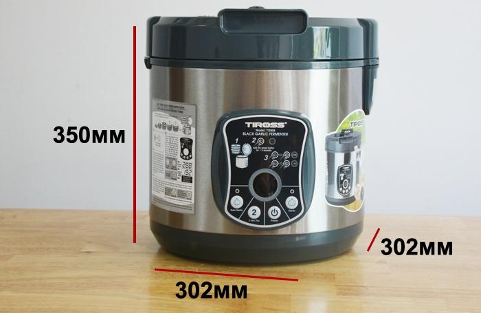 Máy làm tỏi đen 6 lít