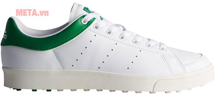 Giày golf nam Adidas ở góc nghiêng