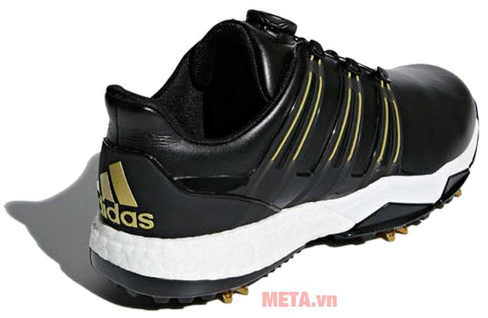 Adidas PWRBAND BOA Boots F33789 có đế giày cao, chắc chắn