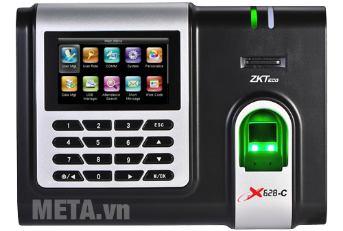 ZKTeco X-628C