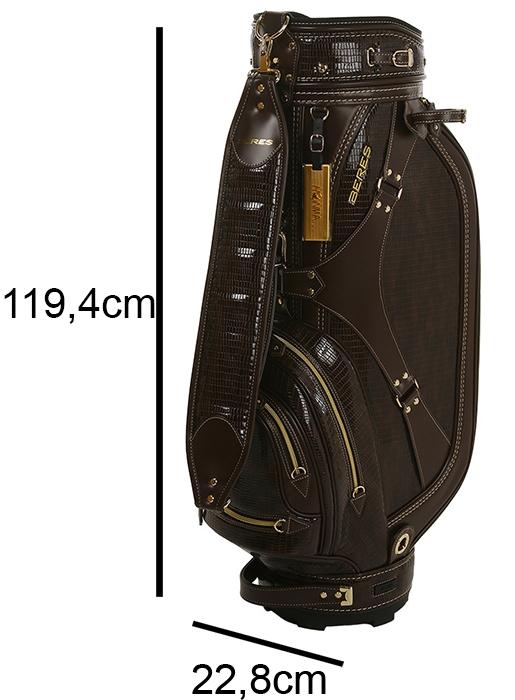 Kích thước của túi golf Honma
