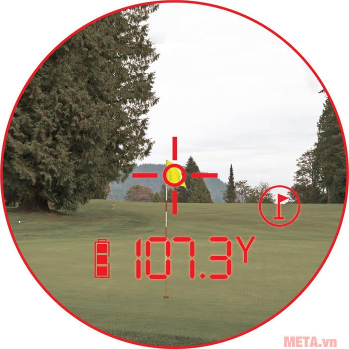 Độ phóng đại ống nhòm chơi golf