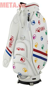 Hình ảnh túi golf màu trắng