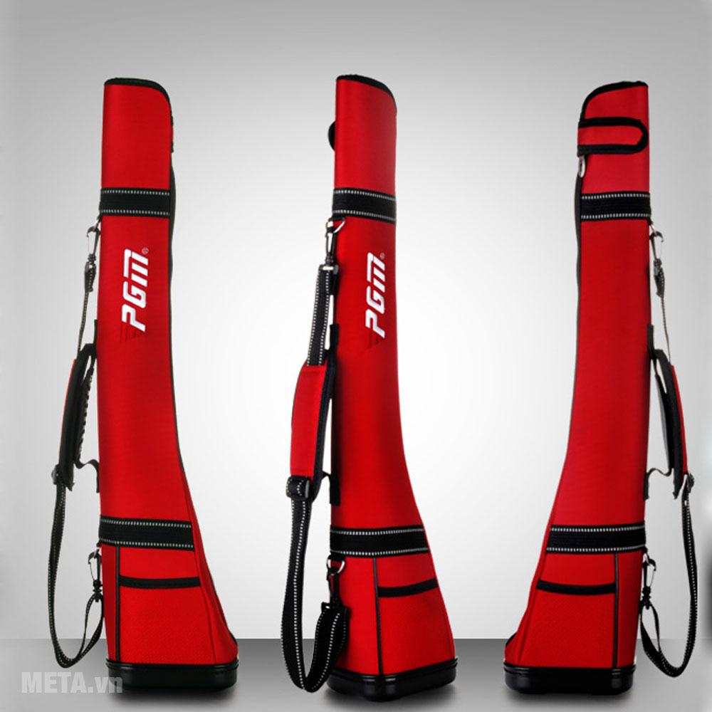 Túi Sunday Bag màu đỏ